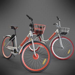 mobike v1 v2 bike model