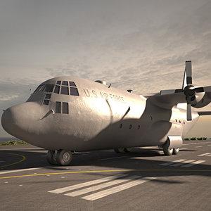 lockheed c-130 c model