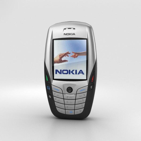 nokia 6600 model