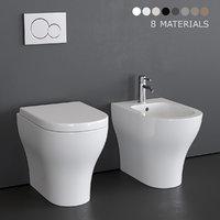 3D model enjoy toilet bidet