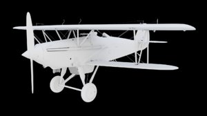 hawker nimrod 3D model