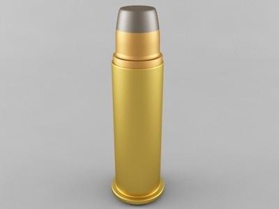 38 special cartridge 3D model