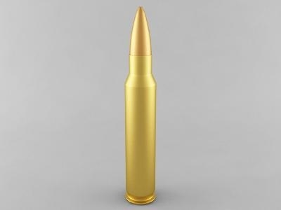 3D 5 56x45 rifle cartridge