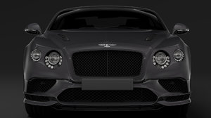 bentley continental supersport 2018 model