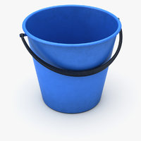 3D dirty bucket objects