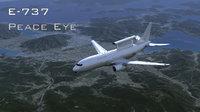 E-737 Peace eye