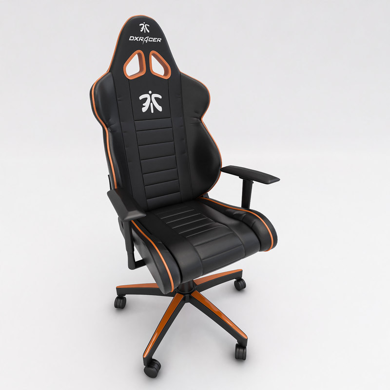 3D gamer chair