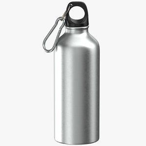 aluminium bottle 01 size model