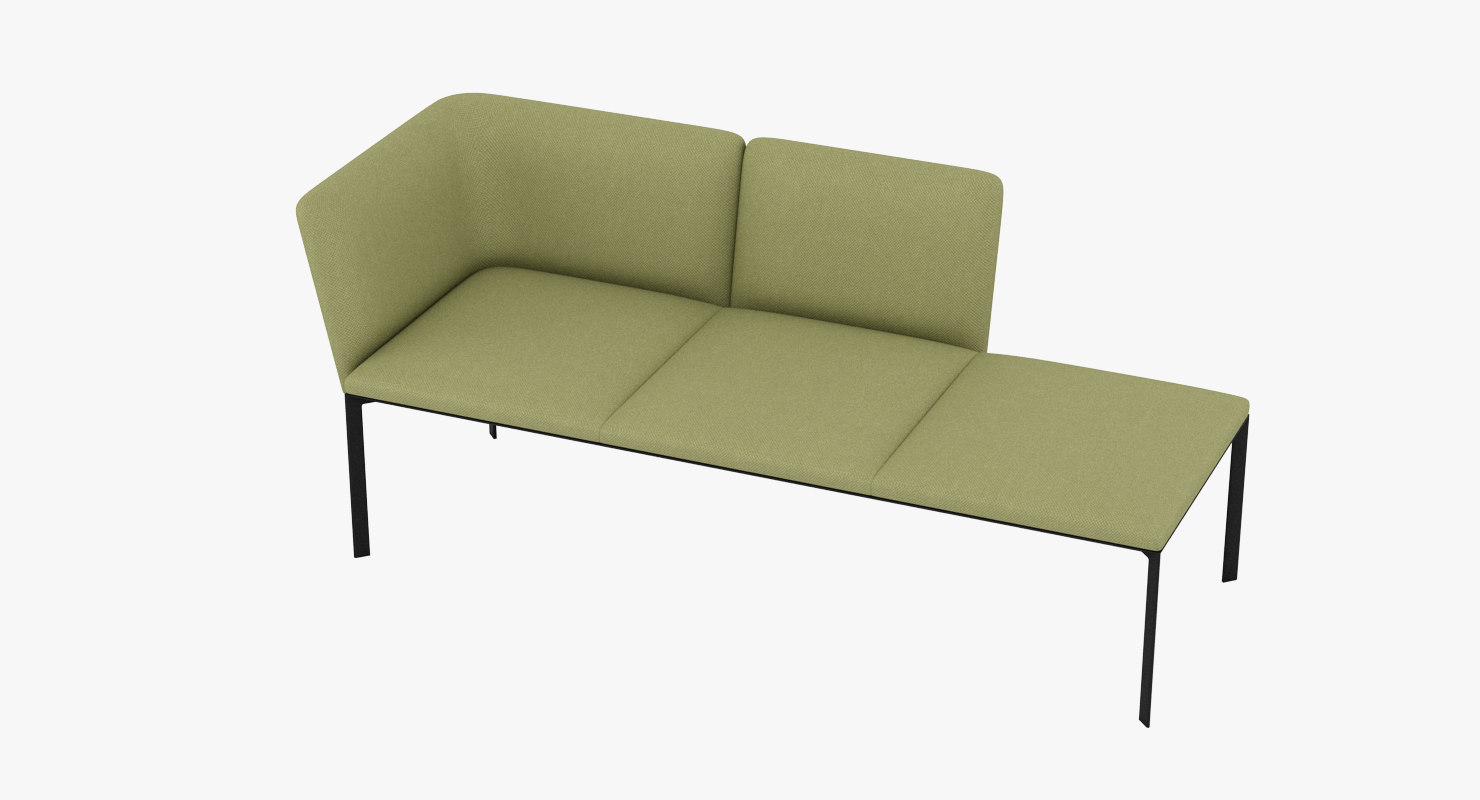 lapalma add lounge 3D model