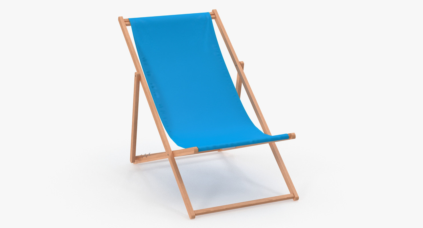 sling beach chair model