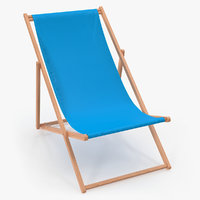 sling beach chair model