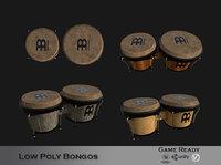 bongo 3D model