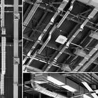 ceiling ventilation 4 3D model