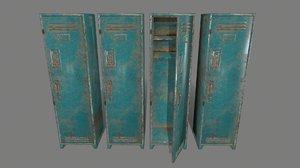 3D locker
