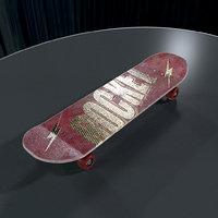 Skateboard typeA