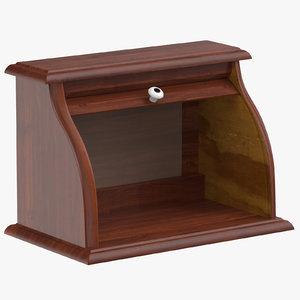breadbox 01 open model