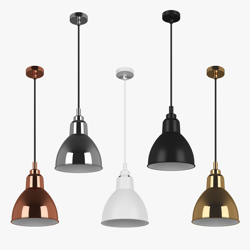 chandelier 76501x loft lightstar 3D model