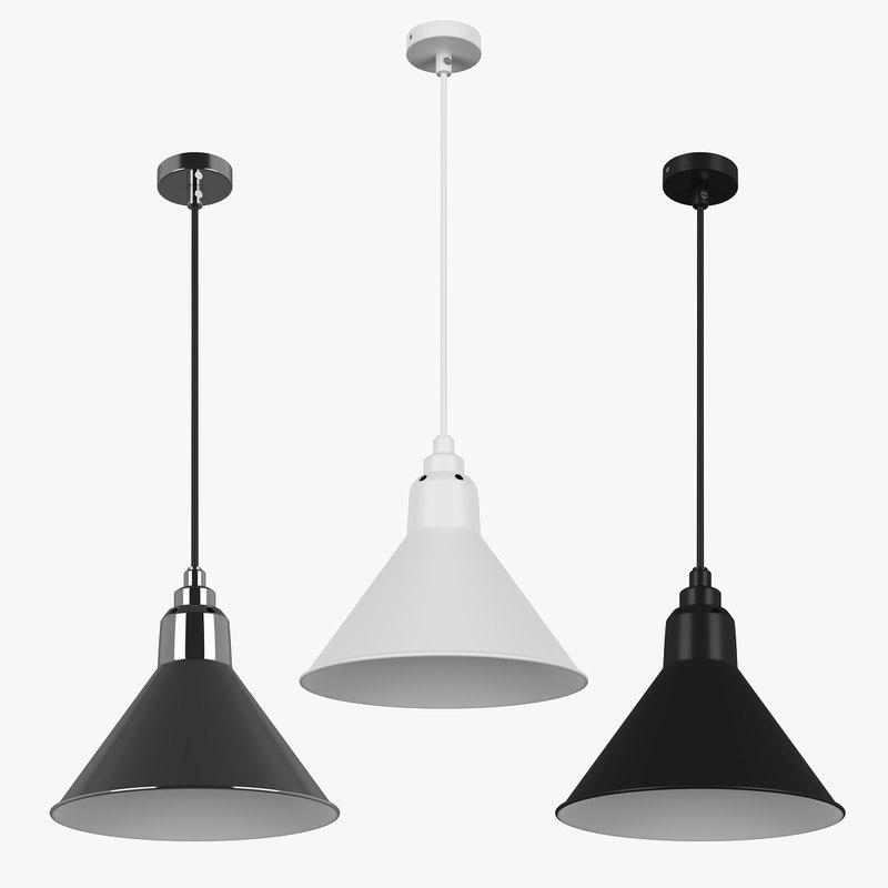 chandelier 76502x loft lightstar 3D model