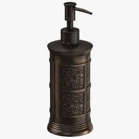 soap dispenser 04 3D model