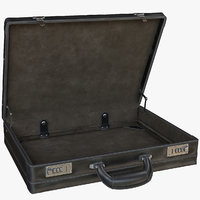 Briefcase with Interior