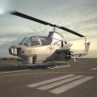 bell ah-1 cobra model