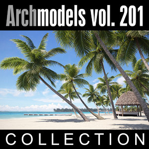 archmodels vol 201 3D