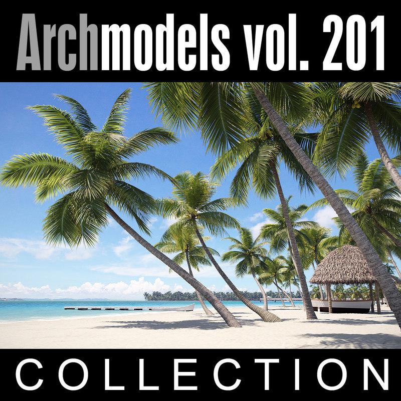 archmodels vol 201 3D