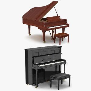 pianos 2 model