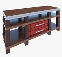 3D hest drawers furniture