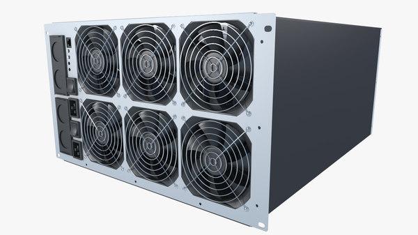 3D server case