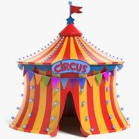 Circus Tent 3