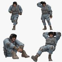 3D 03 man