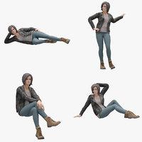 3D 03 female