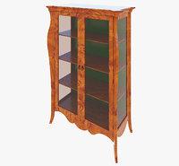 Furniture Classic Showcase