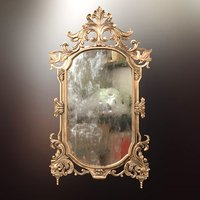 Classic Mirror and Frame