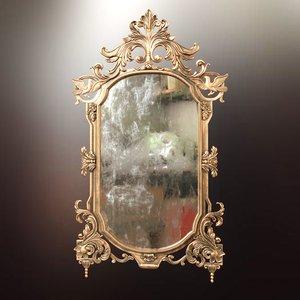 mirror frame model