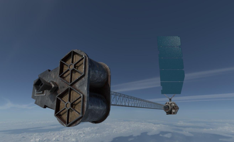 3D nustar nuclear array model
