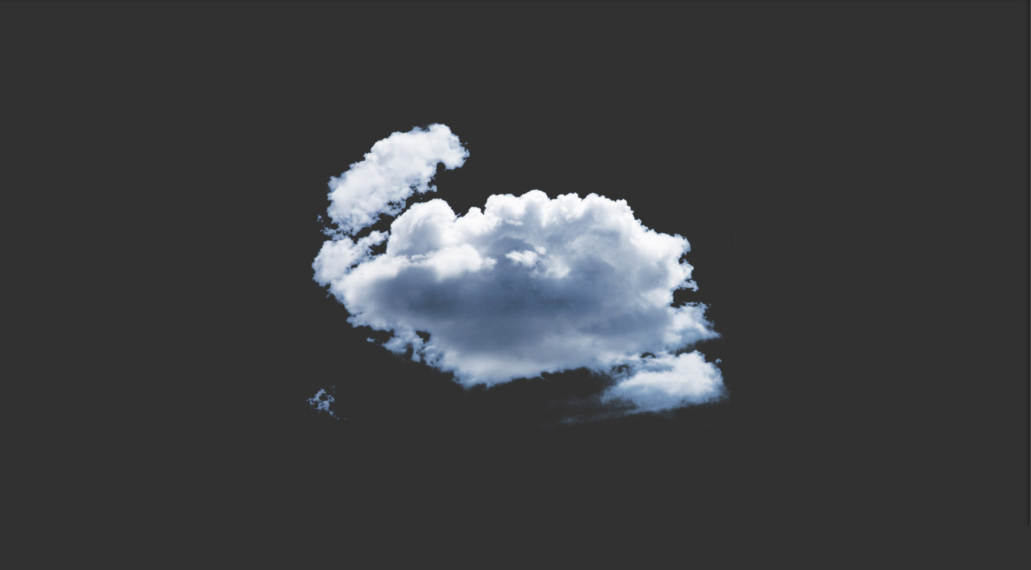 3D cloud set