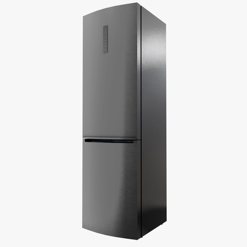 3D samsung fridge