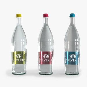 3D water valverde