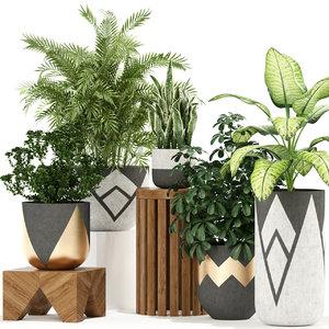 3D plants 109 model
