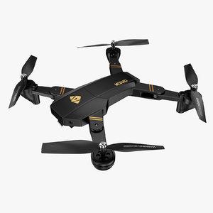 3D drone model