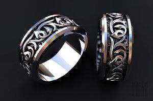 ring patterns model