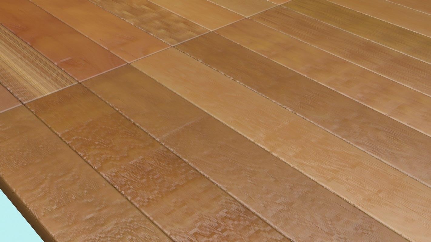 3D floor board