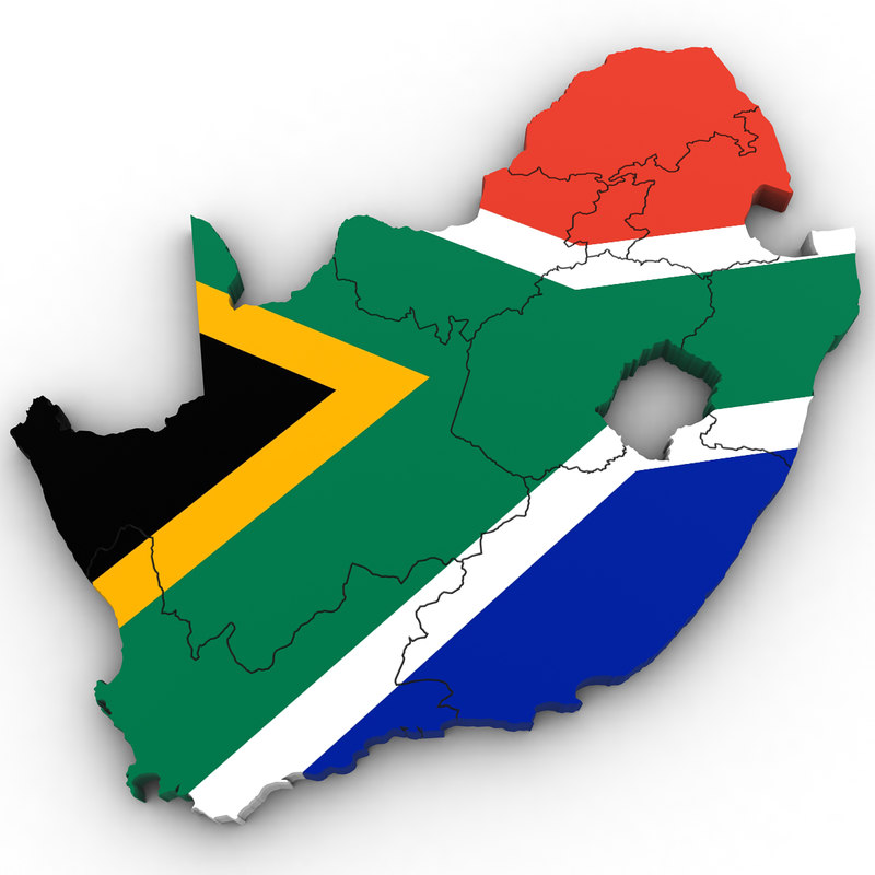3D south africa