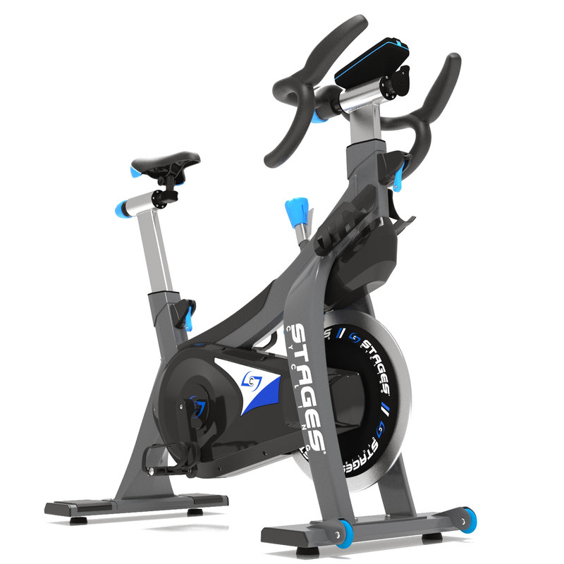 spinning bike stages cs3 3D