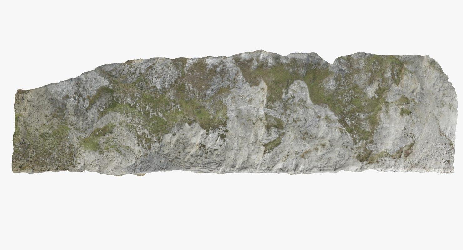 cliff scan 3D