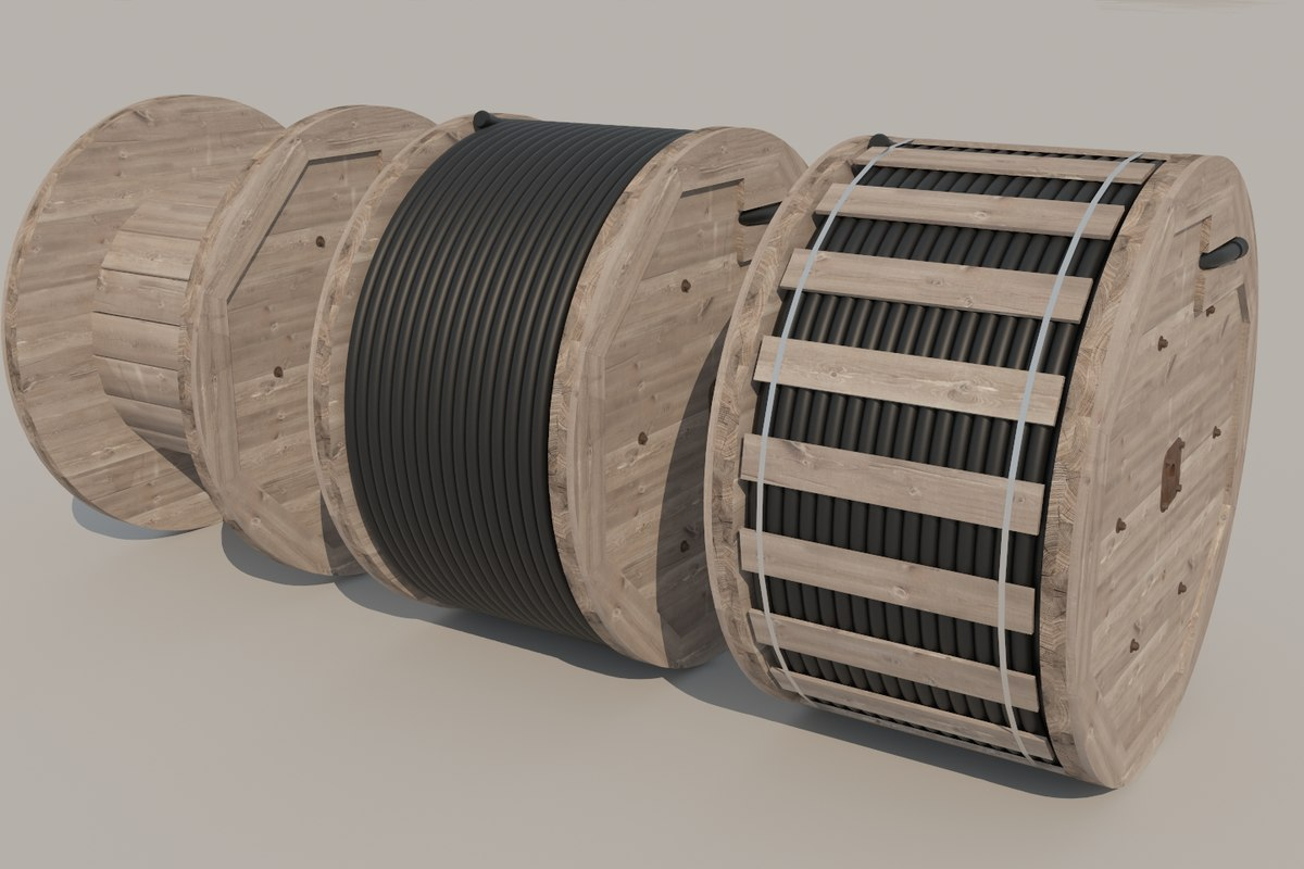 cable reel model