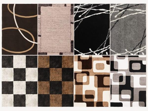 kayoom carpet modern 3D model