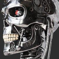 bust terminator 3D